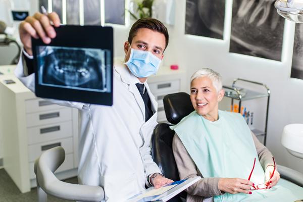 La radiologie buccale et maxillo-faciale